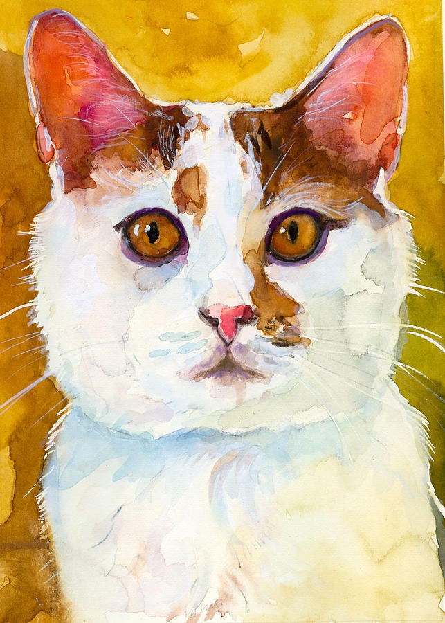 Shelter Sweety Two Painting  - Shelter Sweety Two Fine Art Print