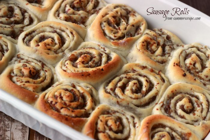 A simple yet delicious recipe for Sausage Rolls that I grew up, brings back so many delicious memories.