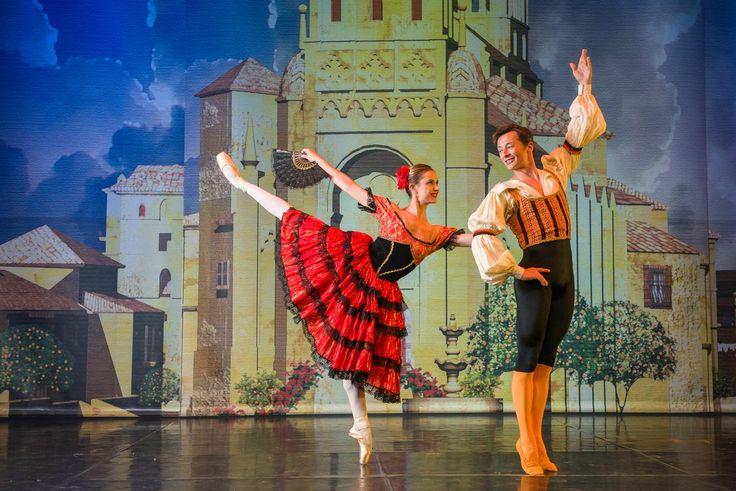 Joburg Ballet | 2015 | Don Quixote cast | © Lauge Sorensen | via #BalletSynopsis
