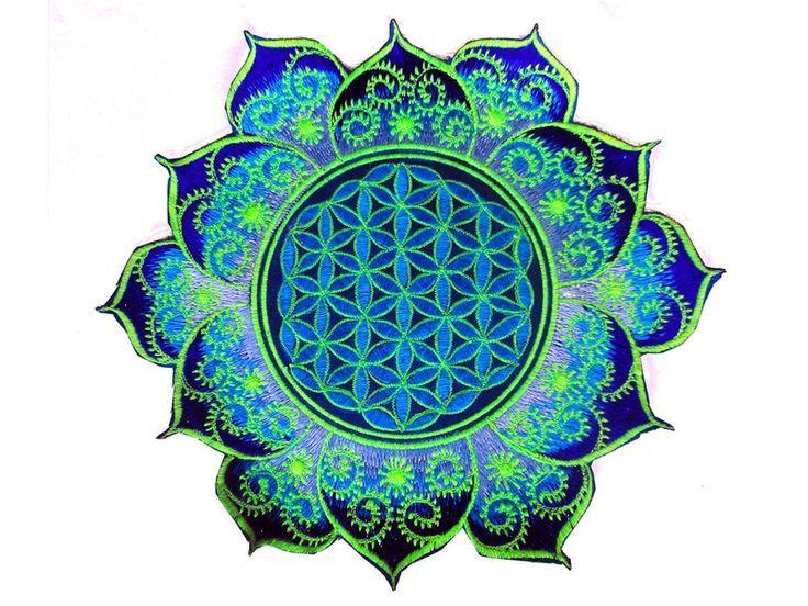 Bildergebnis Fur Lebensblume Geburtstag Sacred Art Flower Of Life Mandala Design Art
