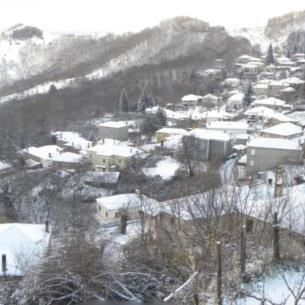 Aygerinos in snow