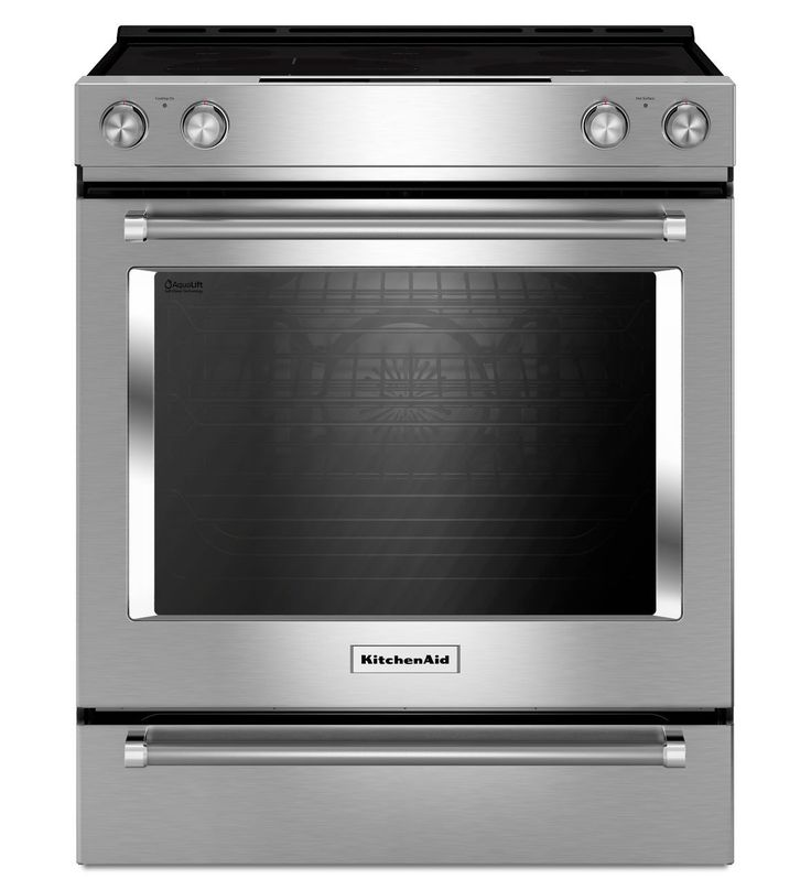 Kitchenaid Convection Microwave Over The Range best 25+ slide in range ideas on pinterest | stove in island