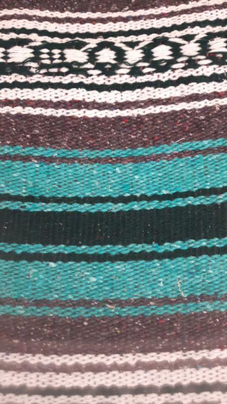 mexicaanse deken ocean