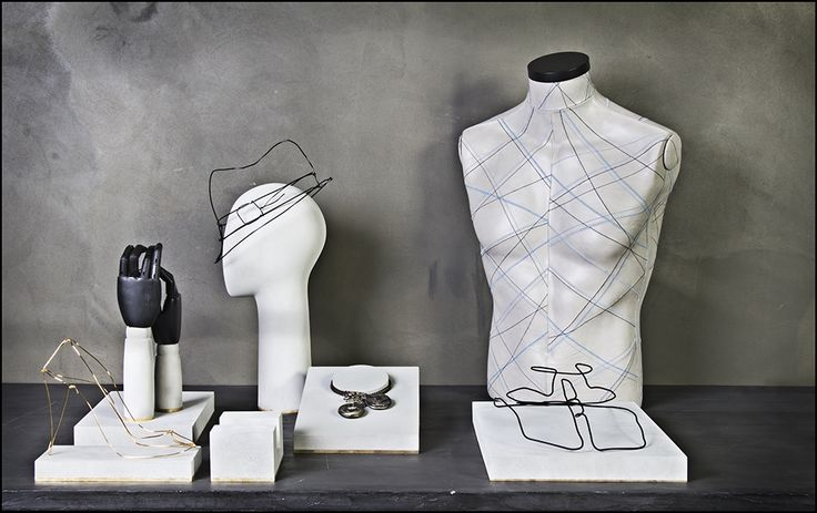 Soportería de accesorios - Colección CL by DILO BARCELONA