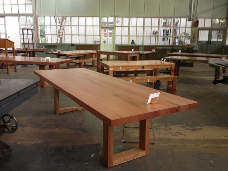 recycled timber tables melbourne