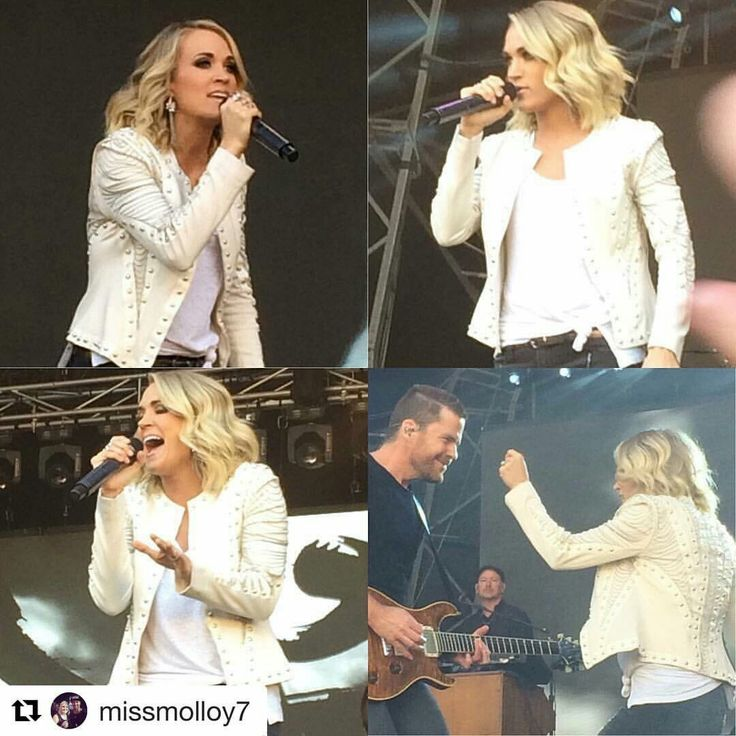 Carrie's first performance in New Zealand! 12/2/16