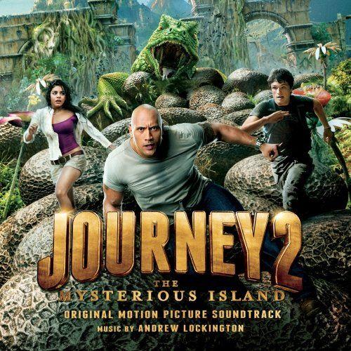 BSO: Viaje al centro de la tierra 2: la isla misteriosa (Journey 2: the misterious island) - 2012.
