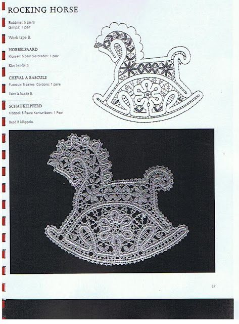 Korableva y Cook - Russian lace patterns - lini diaz - Picasa Web Albums