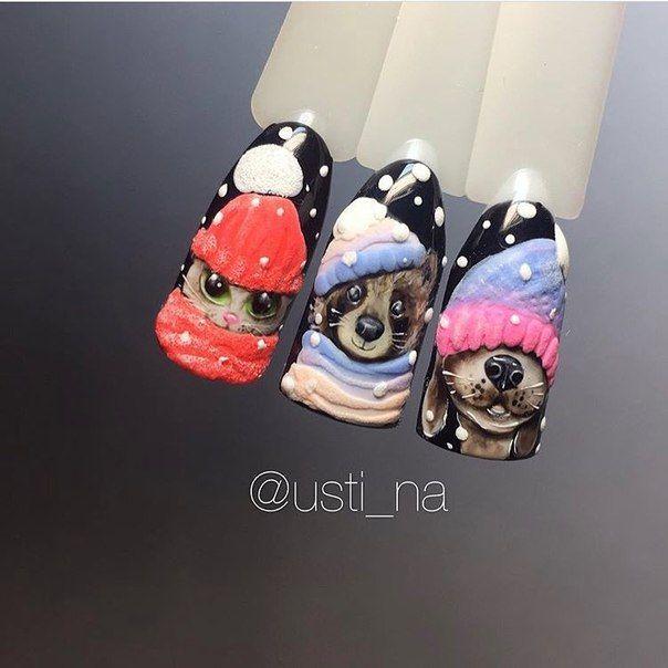 @pelikh_ Дизайн ногтей тут! ♥Фото ♥Видео ♥Уроки маникюра