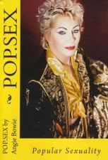 Cover image of Angela Bowie's book. Angela Bowie is the ex-wife of the singer David Bowie, and a writer, poet, animal-welfare advocate and a LGBT activist!