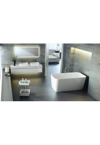 VICTORIA + ALBERT - VASCA EDGE cm 149X80 Compra vasche-ad-angolo sanitari-bagno/vasche-da-bagno per il bagno-
