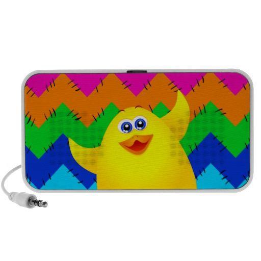 Funny chick, speacker #speaker by PinkHurricane #Zazzle store :)
