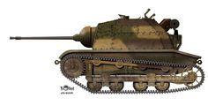 TSK 20mm, polish Army tankette WW2, pin by Paolo Marzioli