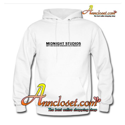 Midnight Studios Hoodie from anncloset.com This hoodie is Made To Order, one by one printed so we can control the quality.