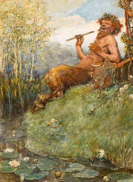 dionysus pan The precise origin of the pan flute is unclear, but the roman poet ovid provides a   the woods and mountains and were the companions of pan and dionysus.