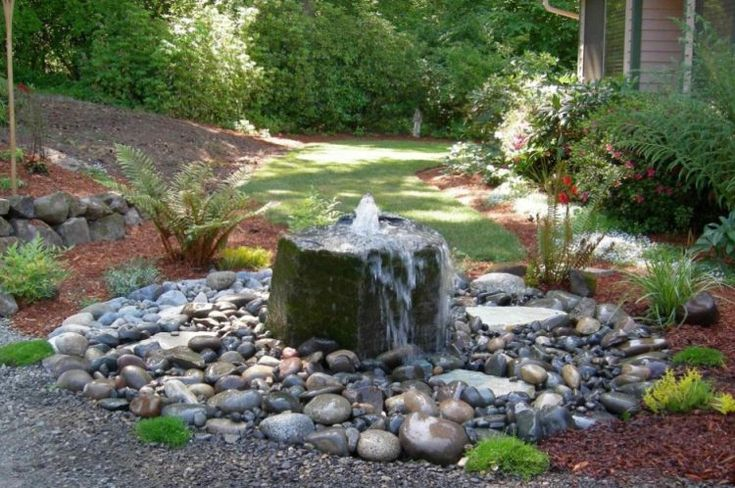 40 Backyard Wall Fountains Ideas - Feng Shui With Water Fountains - TSP Home Decor