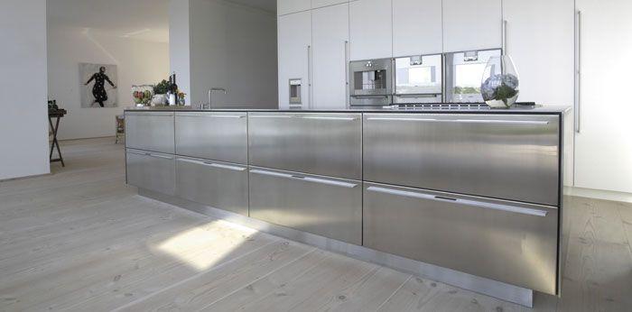 rustfri stål køkken - Google-søgning