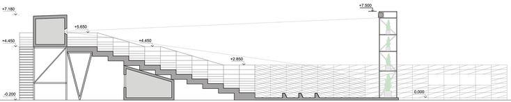 Galería de Cine de Verano / Wowhaus Architecture Bureau - 9