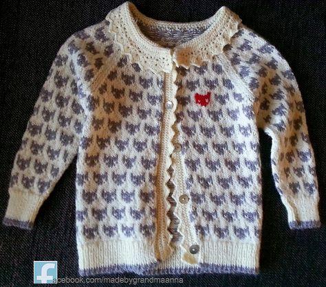 Svesker fra hverdagen: Kisa trøjen - Free pattern