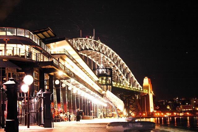 Overseas passenger terminal Sydney