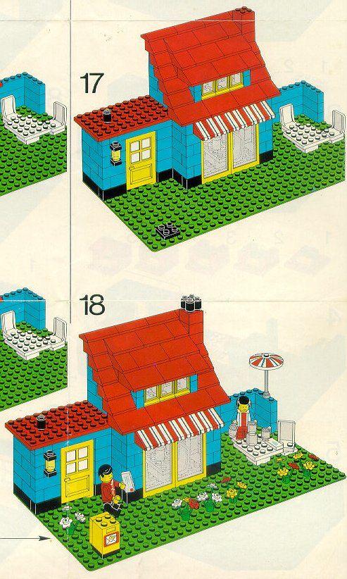Old LEGO® Instruc...