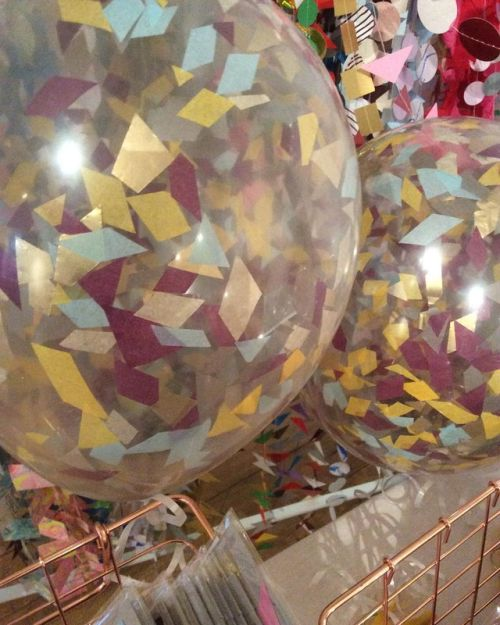 NEW item debuting today our hand cut confetti balloons! 🎉🎈  Thank you to all the lovely customers who have popped into The Lighthouse for the first ever I.D. Pop-Up Store to support all of our small businesses!  We're still here until 5pm today with 40+ other lovely stalls & again tomorrow 12pm - 5pm  All welcome & free entry!