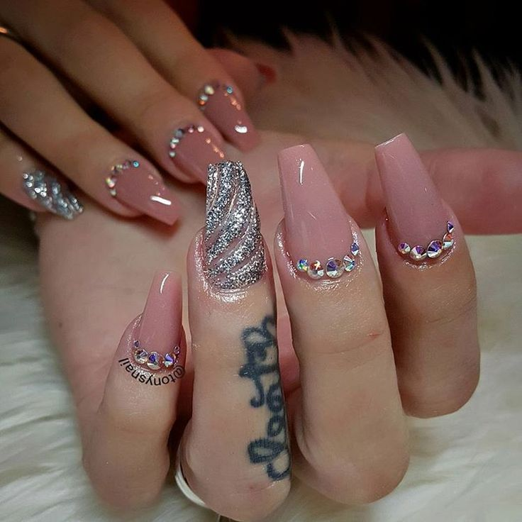 "13.1k Likes, 73 Comments - Tony's Nails (@tonysnail) on Instagram: ""Cute nails design #allpowder design by @tonysnail"""