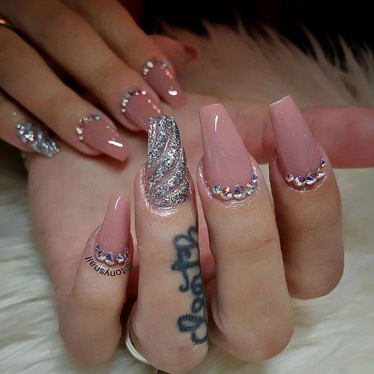 "13.7 mil Me gusta, 82 comentarios - Tony's Nails (@tonysnail) en Instagram: ""Cute nails design #allpowder design by @tonysnail"""