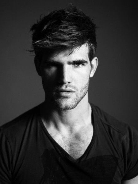 man with designer beard style beard