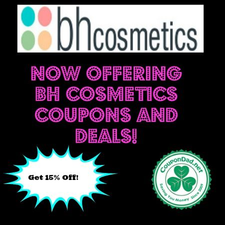 Bhcosmetics coupon code