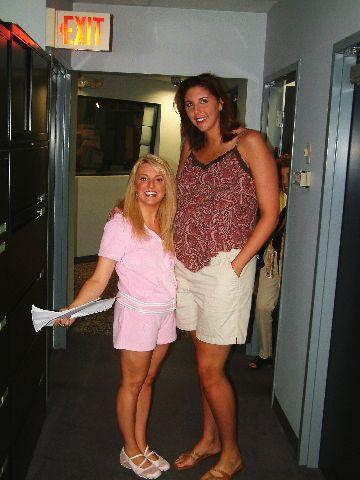 pornos tall girls