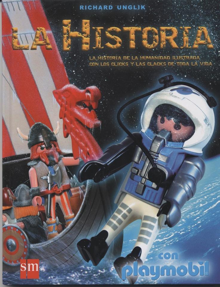 La Historia con Playmobil - Richard Unglik