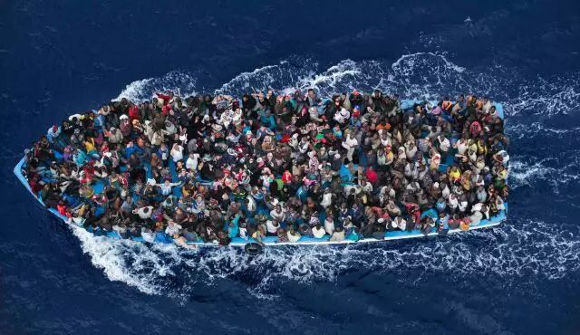 Lessons from the migrant crisis! What would you do to get a better life?http://findingthemissingpeace.blogspot.com/2015/09/migrants.html