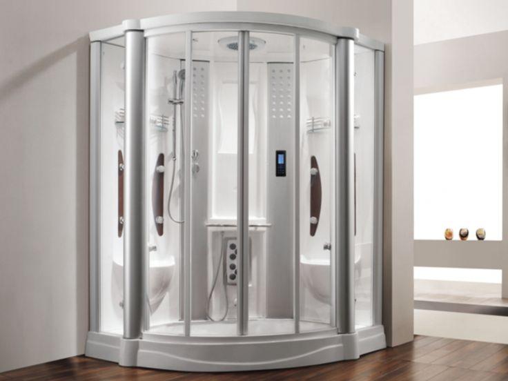 1000 id es sur le th me douche balneo sur pinterest cabines de douche baig - Douche hammam 2 personnes ...