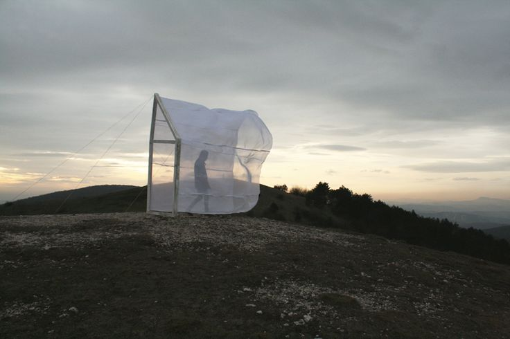 'spring wind house' by architecture uncomfortable workshop