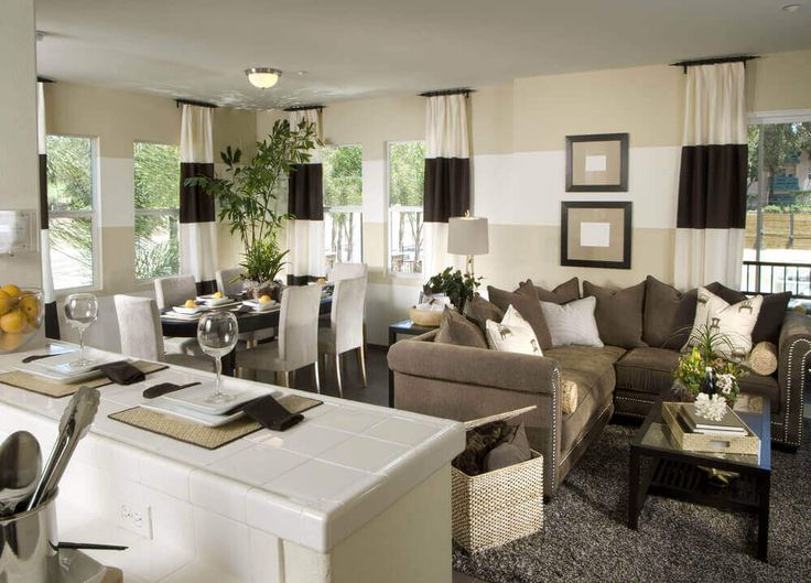 36 Elegant Living Rooms That Are Richly Furnished U0026 Decorated Part 73