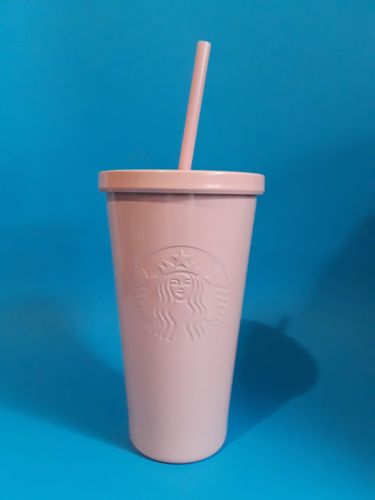 c1b841925c4 Details about NEW Starbucks 2019 Pink Color Change Cold Cup Tumbler ...