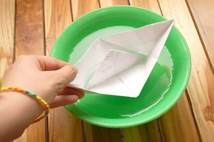 wikiHow to Make a Paper Boat -- via wikiHow.com