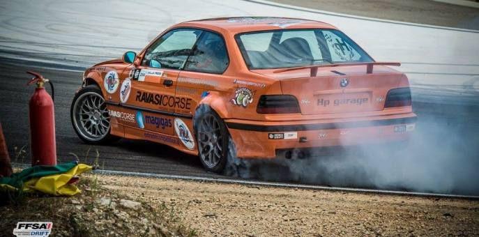 Arzachena,+Il+Rally+Costa+Smeralda+ospita+il+4+Mori+Drift.