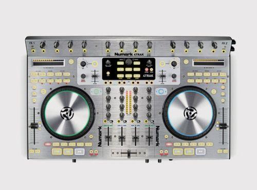 Numark 4Trak DJ Controller w/ Traktor DJ Suite