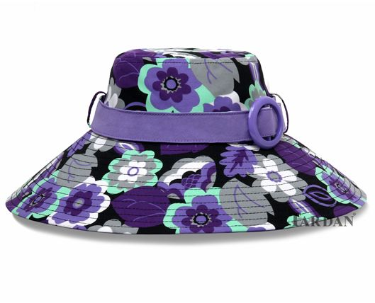 St. Tropez Reversible Sombreros Tardan
