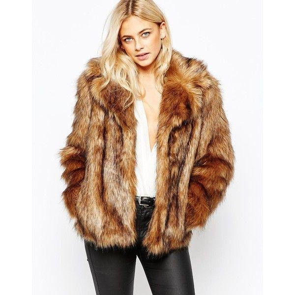 342 best fur❇ images on Pinterest   Fur coat, Faux fur coats and ...