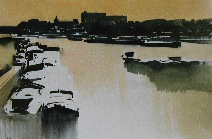 dutch landscapes gallery Piet Lap