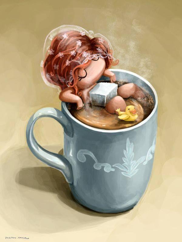 Una tazza di tè,un vero relax!