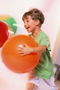 Les met ballen (3) voor kleuters, kleuteridee.nl, beweging en gym met kleuters