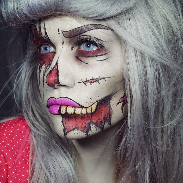 53 best Halloween Zombie images on Pinterest Halloween ideas - zombie halloween ideas