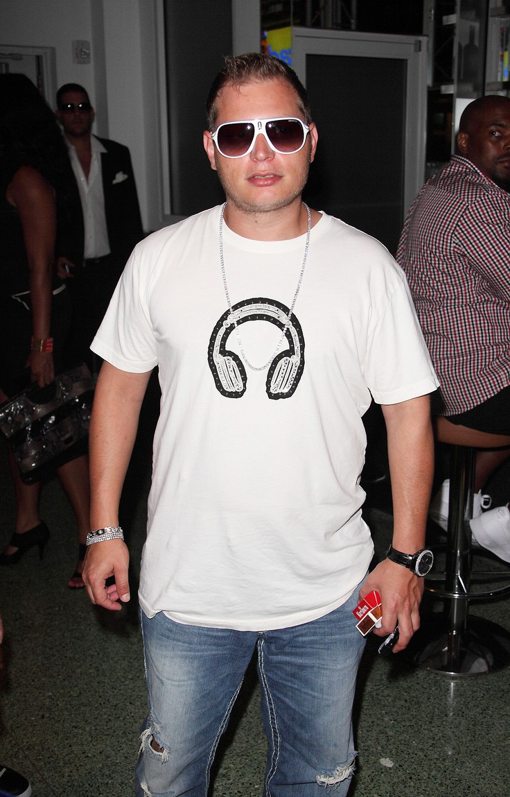 Scott Storch Wanted for Missed Child Support