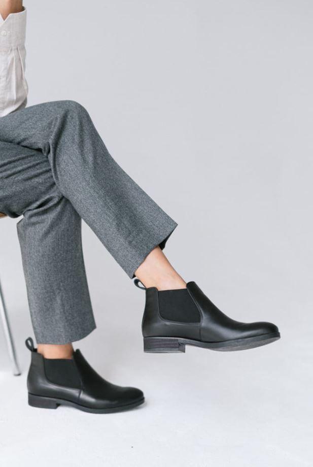 Skoro Mamy Jesien To Czas Na Botki Shoes Mule Shoe Fashion