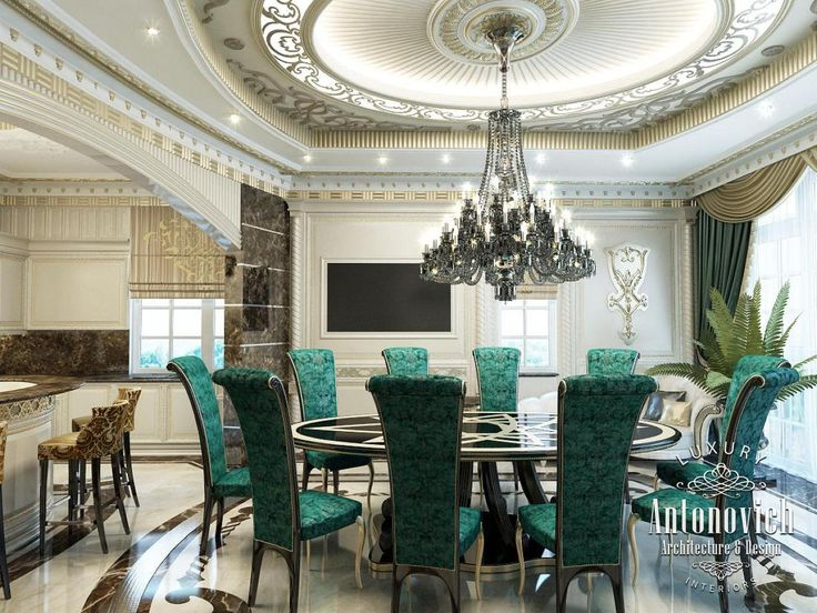 Villa Interior Design in Dubai, Villa in Qatar, Photo 19