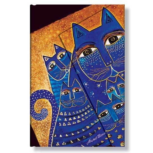ColorfulCritters - Laurel Burch Address Book Mediterranean Cats Mini 1219-1, $17.49 (http://www.colorfulcritters.com/laurelburchMediterranean1219-1.aspx)